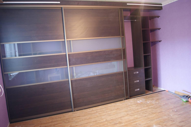 Шкафы-купе..производство ...расчет...дизайн.кухни,фартуки и .